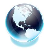 World globe Royalty Free Stock Images