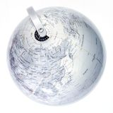 World Globe Map Stock Photos