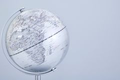 World Globe Map Royalty Free Stock Image