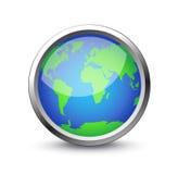 World Globe Maps Stock Image
