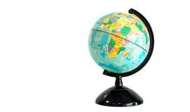 World Globe. Globe of the world on white background Royalty Free Stock Photography