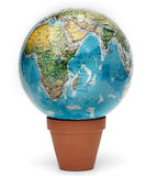 The world grows Stock Photo