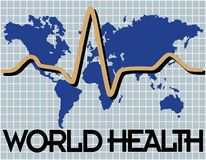 World Health Royalty Free Stock Image