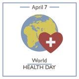World Health Day, April 7 Stock Photos