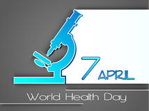 World health day, Royalty Free Stock Photography