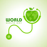 World Health Day Stock Photo
