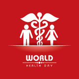 World Health Day Stock Images
