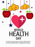 World Health Day. Stock Image