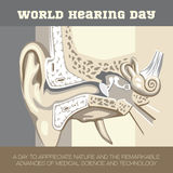 World Hearing Day Stock Photos