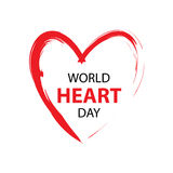 World Heart Day Royalty Free Stock Image