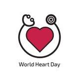 World Heart Day Stock Photos