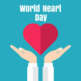World Heart Day Stock Images