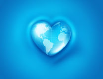 World Heart Royalty Free Stock Images