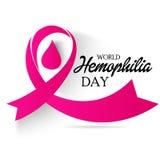 World Hemophilia Day Stock Images