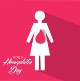 World Hemophilia Day Royalty Free Stock Photo