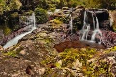 World heritage area elabana falls Royalty Free Stock Photo