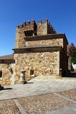 World heritage Caceres at Spain Stock Image