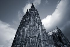 World Heritage Cathedral royalty free stock images