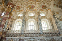 World heritage of church  in Germany Stock Photo