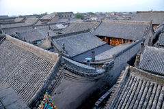 World Heritage: Pingyao Ancient City royalty free stock image