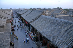 World Heritage: Pingyao Ancient City Royalty Free Stock Photography