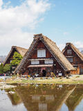 World Heritage Shirakawago Royalty Free Stock Images