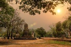 Free World Heritage Site At Wat Mahathat Ayutthaya, Thailand Royalty Free Stock Photo - 70011585