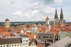 World Heritage Site Regensburg Royalty Free Stock Image
