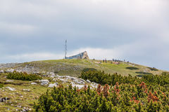 World Heritage Spiral, Dachstein-Krippenstein Royalty Free Stock Image