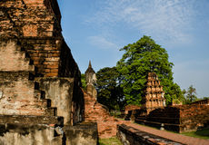World heritage Sukhothai Thailand Royalty Free Stock Image