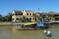 World heritage town Hoi An, Vietnam Royalty Free Stock Photos