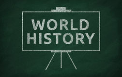 World history Stock Images