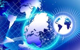 World internet Network stock photos