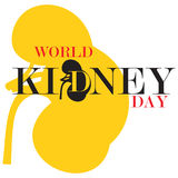 World Kidney Day Stock Photos