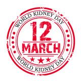 World Kidney Day. Royalty Free Stock Photography