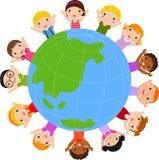 World kids Stock Images