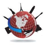 World landmarks Stock Photo