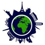 World landmarks Stock Images