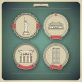 World Landmarks Stock Photography