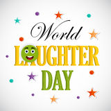 World Laughter Day. Stock Photos