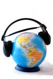 The world is listenig Royalty Free Stock Photography