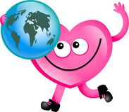 World love Royalty Free Stock Images