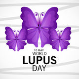 World Lupus Day. Royalty Free Stock Photo