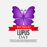 World Lupus Day. Stock Image