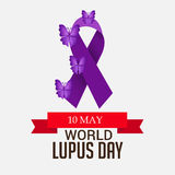 World Lupus Day. Royalty Free Stock Image