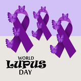 World Lupus Day. Royalty Free Stock Photos