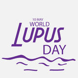 World Lupus Day. Stock Photo
