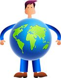 World Man Stock Images