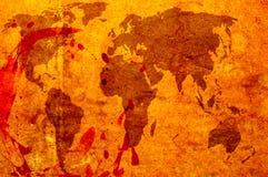 World Map Stock Photos
