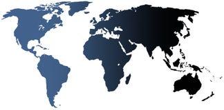 World map Royalty Free Stock Photo